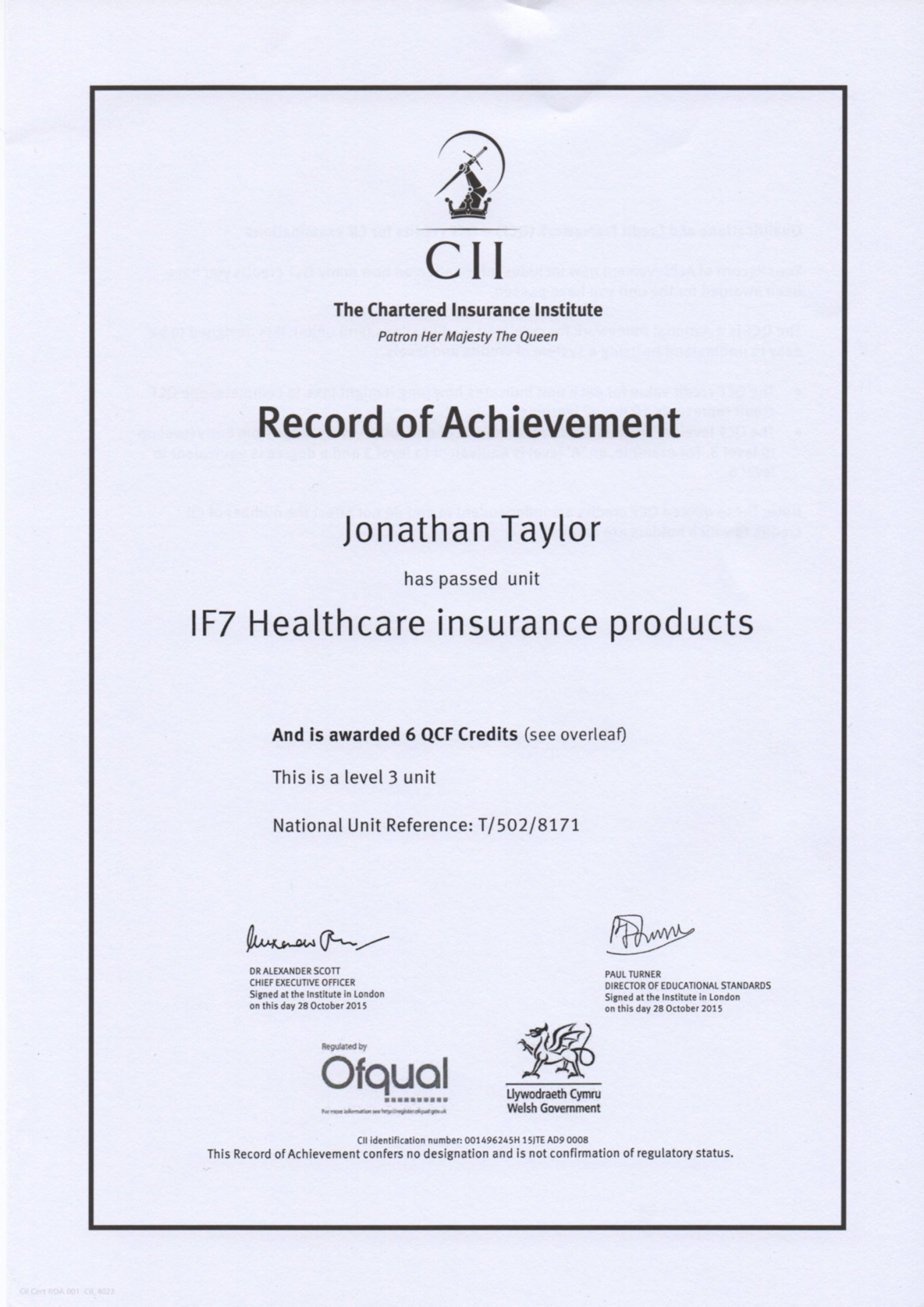 IF7-Healthcare-Insurance-Products-2015-11-05