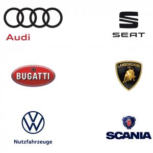 Volkswagen Brands