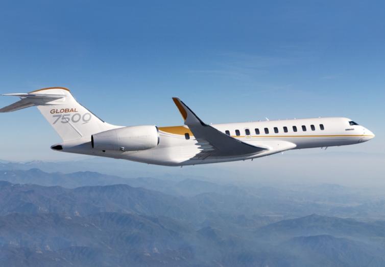 Bombardier jet 2021 09 04